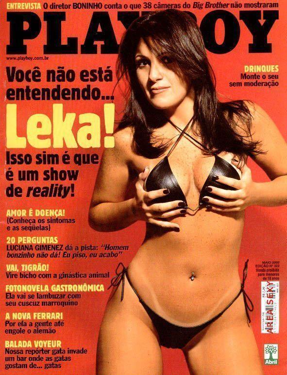 capa-revista-playboy-Leka-Maio-2002-editora-abril
