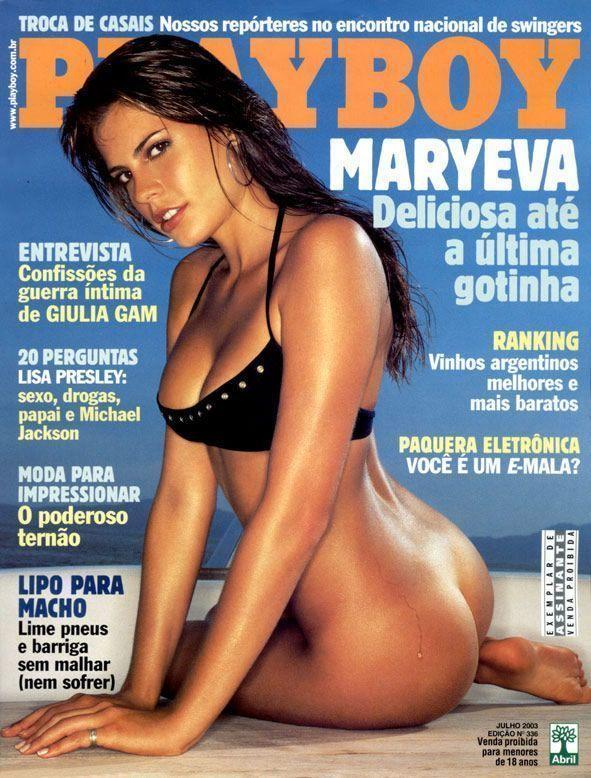 capa-revista-playboy-Maryeva Oliveira-Julho-2003-editora-abril