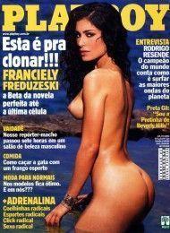 capa-revista-playboy-Franciely Freduzeski-Julho-2002-editora-abril