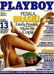 capa-revista-playboy-Roberta Brasil nua pelada na playboy-Abril-2006-editora-abril