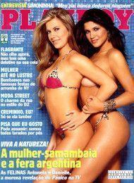 revista-playboy-As Felinas-Novembro-2003-editora-abril