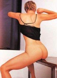 Aldine Muller pelada na sexy – Maio de 2000
