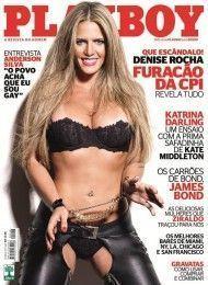 Denise Rocha pelada na playboy – Setembro de 2012