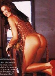 Edna Velho pelada na sexy – Março de 2000