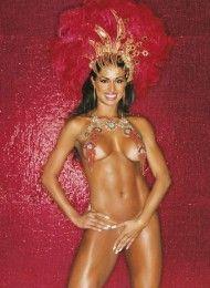 Gracyanne Barbosa pelada na Playboy Fevereiro 2007