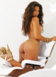 Juliana Alves pelada na playboy – Outubro de 2009