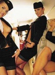 Os Aviões da Varig peladas na playboy – Setembro de 2006