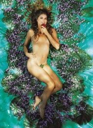 Roberta Foster pelada na playboy – Janeiro de 2006