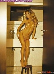 Barbara Koboldt pelada na sexy